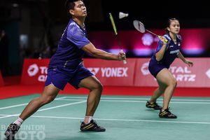French Open 2021 - Praveen/Melati Ternyata Menderita meski Sukses Pulangkan Wakil Malaysia