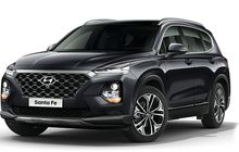 Hyundai Santa Fe Varian Teratas dan Terbaru Muncul, Berlimpah Fitur