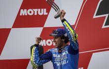 Suzuki Ingin  Alex Rins Bidik Kemenangan di MotoGP 2019, Rookie Bukan Alasan