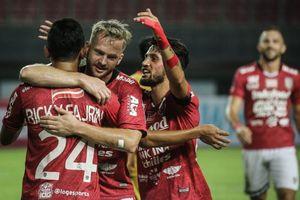 Tunda Bulan Madu, Ricky Fajrin Siap Habis-habisan Bela Bali United