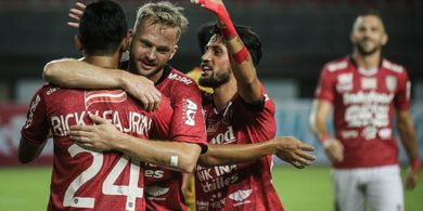 Persija Jakarta Tak Hanya Waspadai Stefano Lilipaly di Bali United