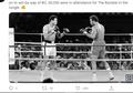 Muhammad Ali Tak Acuhkan Pembunuh Paling Kejam di Afrika, Meskipun...