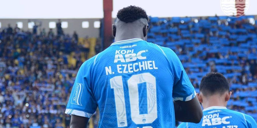 Persib Bandung Beri Ultimatum ke Ezechiel N Douassel
