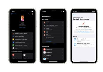 Update Aplikasi Apple Support Dukung Penggunaan Fitur Dark Mode