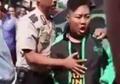 Video Driver Ojol Naik Motor Ninja RR Ditilang Polisi,  Malah Marah dan Menghina
