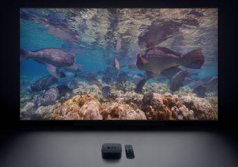 Pengguna Apple TV Bisa Pilih Screensaver Favorit di tvOS 14