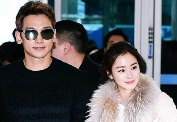 Kim Tae-hee tetap awet muda meski telah memasuki kepala tiga dan memiliki seorang putri