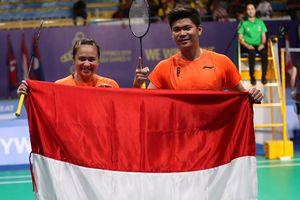 BWF World Tour Finals 2019 - Praveen/Melati Tak Ingin Medali Emas SEA Games 2019 Jadi Bumerang