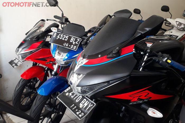 Suzuki GSX-R150 dan GSX-S150 dibanderol mulai Rp 20 jutaan