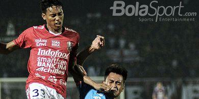 Sempat Alami Kenaikan Berat Badan, Pemain Bali United Ini Targetkan Agustus Kondisinya Telah Normal