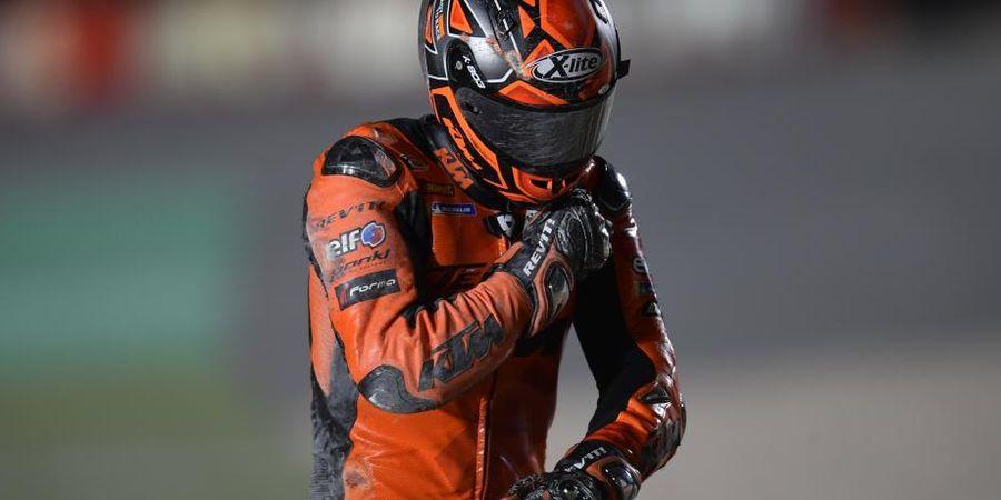 Tidak Nyaman dengan Ban Baru, Danilo Petrucci Mau Jadi Anak Baik KTM Saja