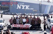 Mantap! Toyota Capai Kegiatan Ekspor Lebih dari 30 Tahun