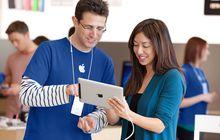 Karyawan Apple Store Mengaku Mendapat Tekanan Berat Dalam Pekerjaan