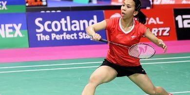 Hasil Indonesia Open 2019 -  Hilang Momentum, Lyanny Tersingkir
