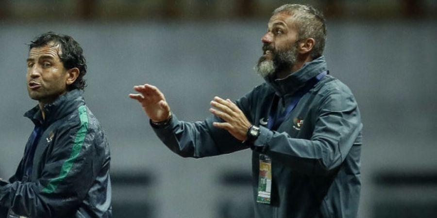 PSSI Jawab Rumor Eduardo Perez Gabung ke Timnas U-16 Indonesia