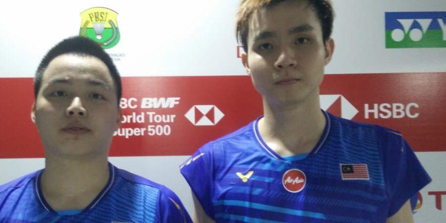 Ganda Putra Malaysia Ikuti 5 Turnamen Beruntun demi Lolos ke Olimpiade Tokyo 2020