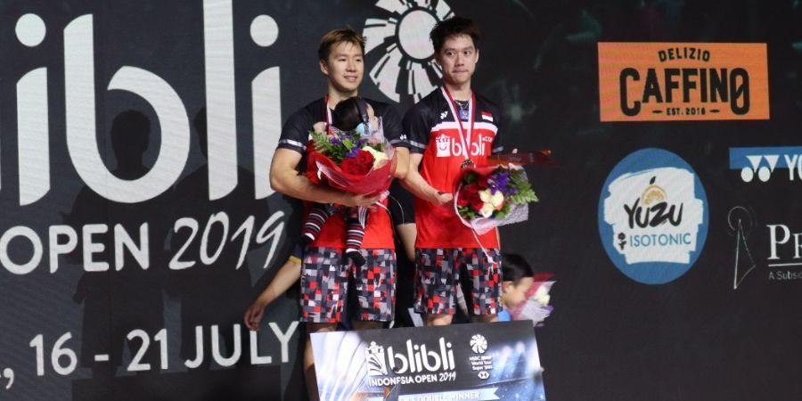 Termasuk Kevin Sanjaya, Inilah Para Atlet Indonesia Didikan PB Djarum