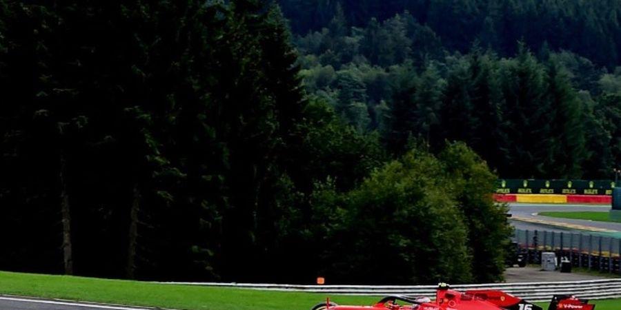 Hasil Kualifikasi Formula 1 GP Italia 2019 - Charles Leclerc Rebut Pole Position