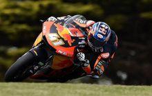 Hasil MotoGP Republik Ceska 2020 - Brad Binder Juara, Valentino Rossi Gagal Raih Podium Ke-200