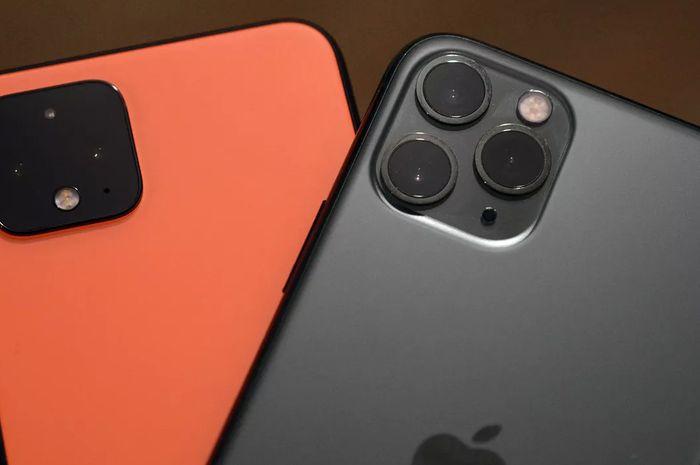 Duel kamera Google Pixel 4 vs iPhone 11 Pro Max