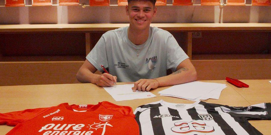 Bek FC Twente: Saya Seharusnya Sudah Ikut TC Timnas U-19 Indonesia Tahun Ini