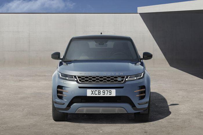 Fascia Range Rover Evoque 2019 mirip dengan Velar