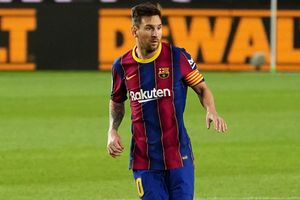 Barcelona Vs Real Madrid, Gocekan Lionel Messi Pecundangi Ramos