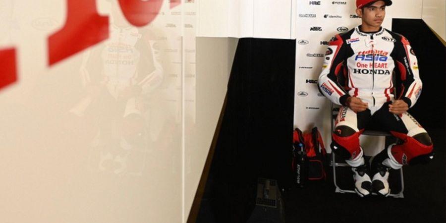 Pembalap Indonesia Bikin Eks Rival Valentino Rossi di MotoGP Kecewa