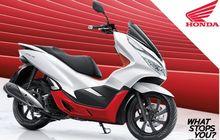 Makin Keren, Ada Warna Baru All New PCX 150 Dirilis Honda Thailand