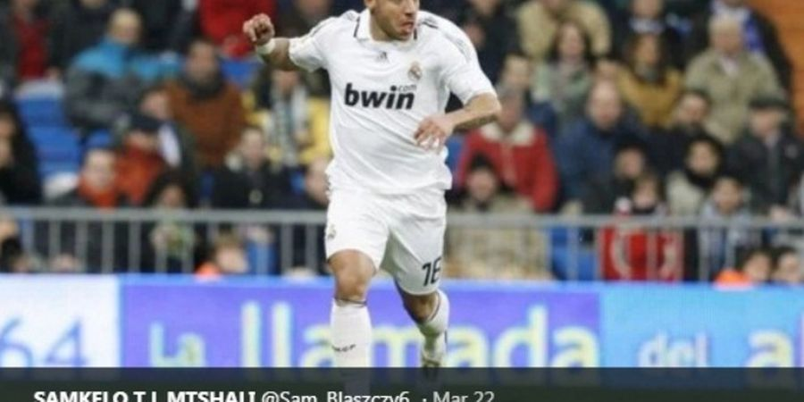 Klarifikasi Eks Pemain Liga 1 soal Ketiduran Saat Bela Real Madrid
