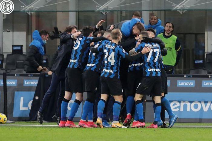 Lawan AC Milan, Inter Milan Butuh Pertandingan yang Sempurna