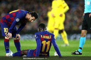 Liverpool Ajukan Tawaran Pinjam Ousmane Dembele ke Barcelona