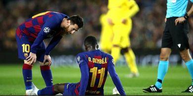 Bocah Nakal Bisa Tampil Asal Barcelona Lolos ke Perempat Final