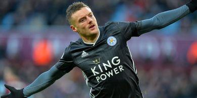 Leicester Hajar Arsenal, Jamie Vardy Ancam Rekor Top Scorer Sepanjang Masa Manchester United