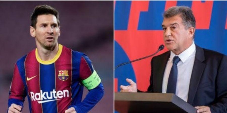 Penjualan Tiket Menurun Usai Kepergian Lionel Messi, Barcelona Mulai Kehilangan Kepercayaan Penggemar