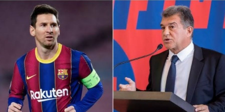 Detail Pertemuan Antara Ayah Messi dan Presiden Barcelona Terungkap