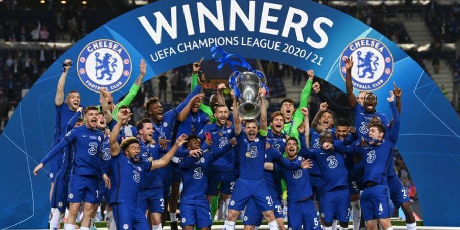 Meski Chelsea Juara Liga Champions, Arsenal Tetap Jadi Tim Terbaik di London