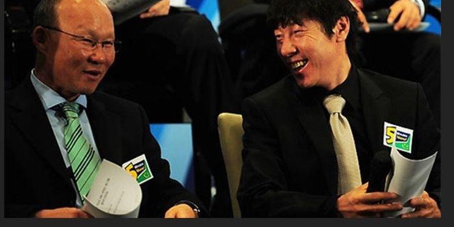 Park Hang-seo dan Shin Tae-yong Jadi Panutan, Pelatih Korea Selatan Serbu Timnas Thailand