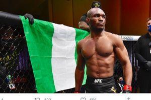 Kamaru Usman Disebut Mau Lari dari Colby Covington, Terima Duel karena Diancam UFC