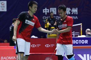 Hasil China Open 2019 - Duo FajRi dan The Daddies Kompak Bekuk Wakil Jepang