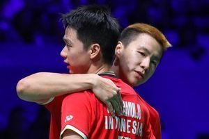 Rekap Hong Kong Open 2019 - Marcus/Kevin Menang, Indonesia Punya 10 Amunisi untuk Babak Kedua