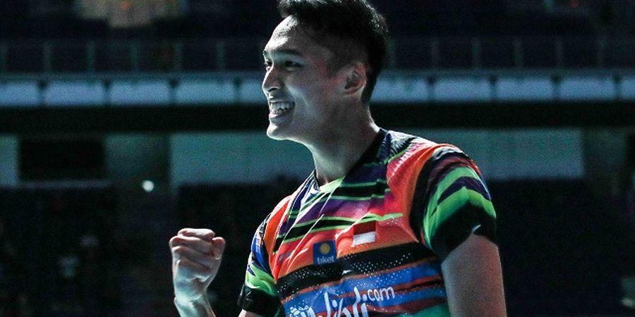 Australian Open 2019 - Peluang Jonatan Perbaiki Catatan Pertemuan Kontra Lin Dan