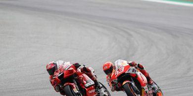 Potensi Murid dan Suksesor Valentino Rossi Jadi Rival Marc Marquez Musim Depan