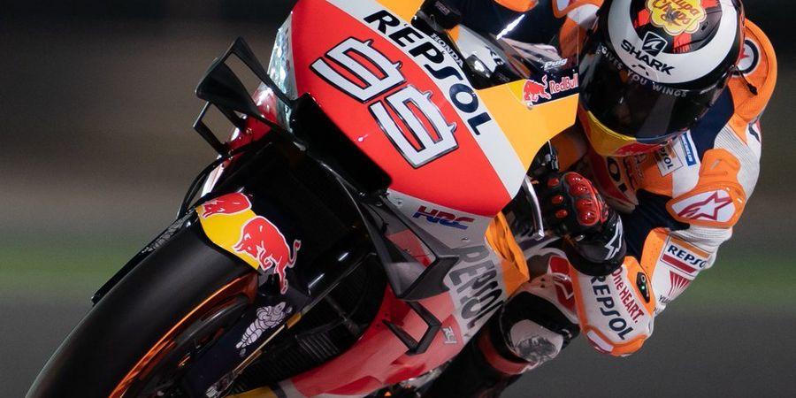 Lorenzo: Performa Saya di GP Argentina Seperti Sebuah Mimpi Buruk