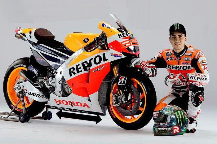 Honda Tetap Paksa Jorge Lorenzo untuk Tes Pra Musim Setelah MotoGP ... acee0af9fcc