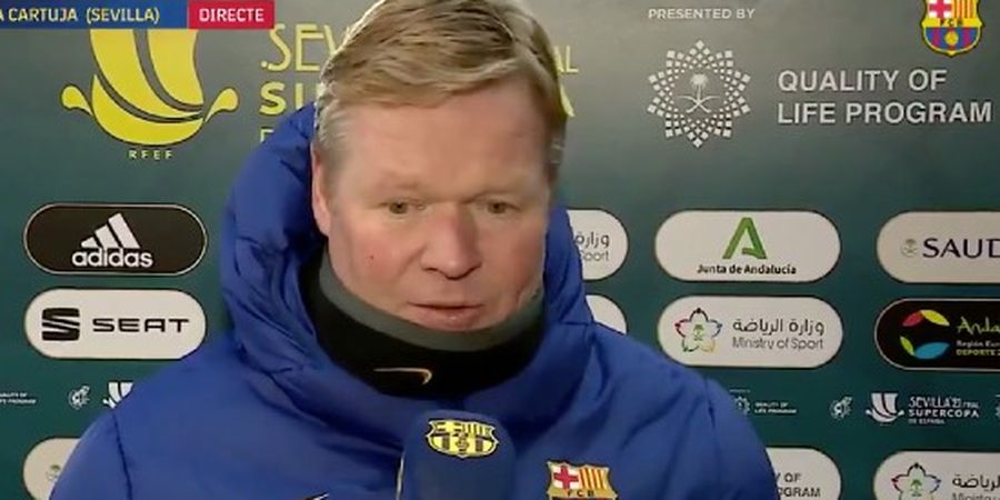 Soal Rencana Barcelona Beli Haaland dan Mbappe, Ronald Koeman Bilang Begini