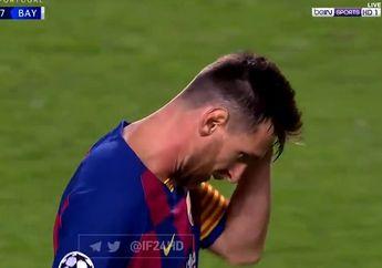 Ramalan Legenda Barcelona Terbukti, Lionel Messi Cs Terdepak dari Liga Champions!