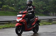 Test Ride Yamaha FreeGo, Bagasi Luas Tapi Lincah Dan Irit Bensin
