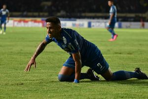 Ini Kata Penyerang Asing Persib Bandung soal Kelanjutan Kompetisi Liga 1 2020
