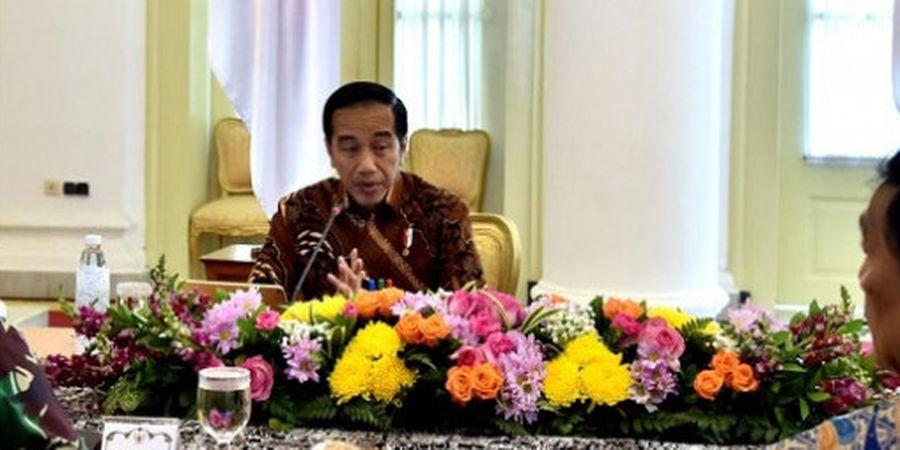 Presiden Joko Widodo Gelar Rapat Terbatas Terkait Persiapan Piala Dunia U-20 2021